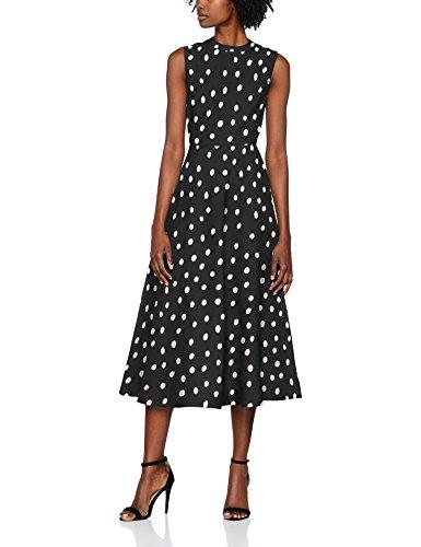black Robe Femme 339 mul Multicolore Lk white Bennett Marlina YgpWRwqvz