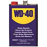 WD-40 490118 Lubricant, 1 Gallon, For Use In Ca. 1 Pack