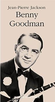 Benny Goodman par Jean-Pierre Jackson