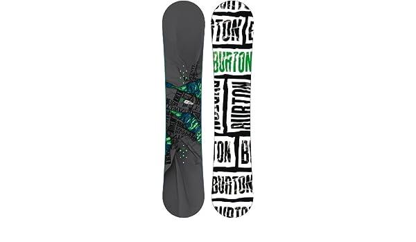 Burton Bullet - Tabla de snowboard para hombre Talla:164W: Amazon.es: Deportes y aire libre