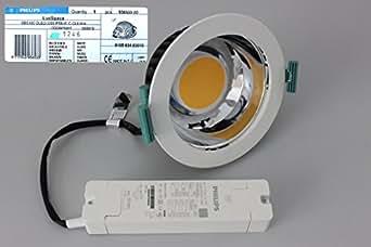 Philips Leuchten LED Downlight bbs480dled # 93653300