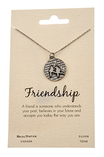 Shagwear Favourite Animals Inspirations Necklace