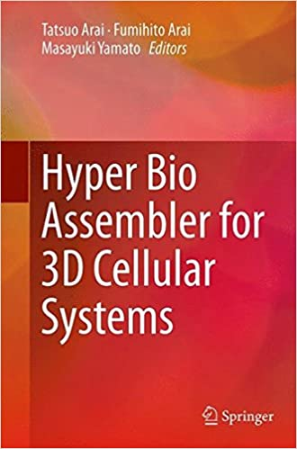 Book Hyper Bio Assembler for 3D Cellular Systems