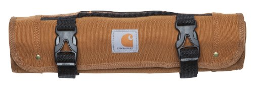 Carhartt 10082202 Legacy Tool Roll, Brown
