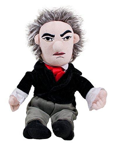 Ludwig van Beethoven - Little Thinker - Plush Doll