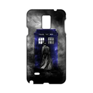 Evil-Store Doctor Who magical blue box 3D Phone Case for Samsung Galaxy Note4