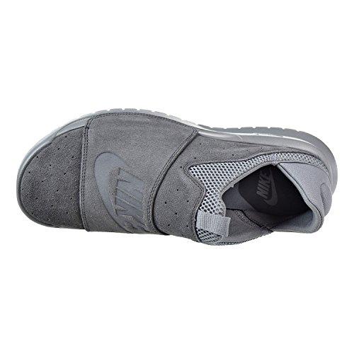 NIKE Mens Benassi Slip Sneaker Grey/Grey KZvxe1VMa