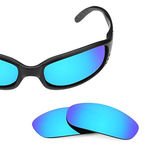 Brine para Revant de Hielo Azul múltiples Mirrorshield Opciones Elite repuesto Lentes — Polarizados Costa AXXBnt1qwx