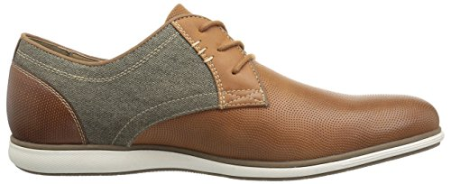 Mens Madden M-major Nubuck Oxford Cognac