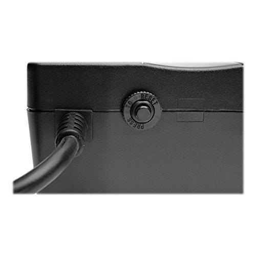 Tripp Lite BC350 350VA 180W UPS Desktop PC/MAC Battery Back Up Compact 120V, 6 Outlets by Tripp Lite (Image #2)