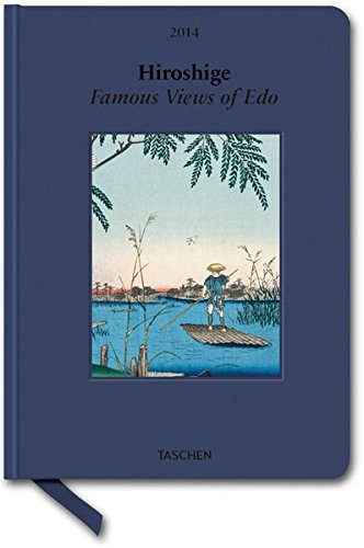 Hiroshige - 2014: Small Diary (Taschen Small Clothbound Diary)