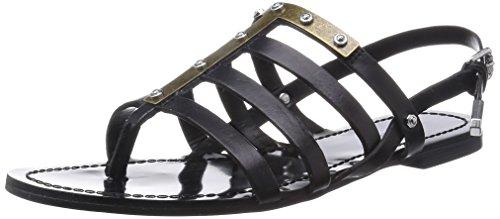 Lights Black Gladiator Diesel Sandal D Anna D Women's Cage qqPnW8tg