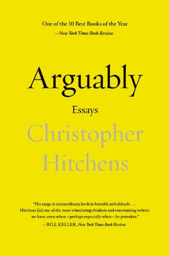Download Arguably: Essays by Christopher Hitchens pdf epub