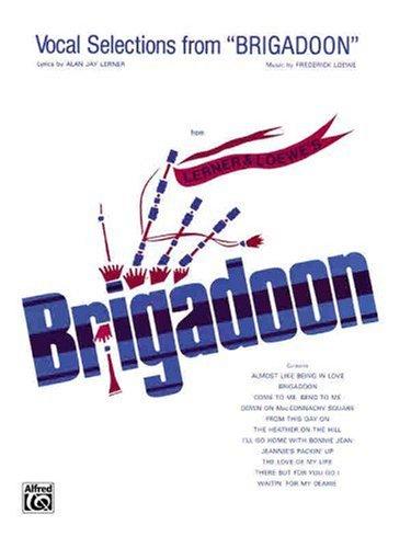 Brigadoon (Vocal Selections): Piano/Vocal/Chords