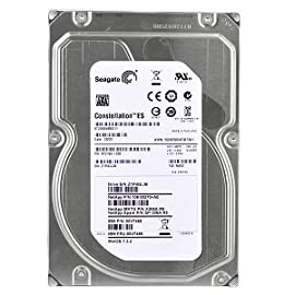"Seagate Constellation ES ST2000NM0011 2TB 7200 RPM 64MB Cache SATA 6.0Gb/s 3.5"" Enterprise Hard Drive - w/3 Year Warranty (Cut Label) 110 Fifth-generation, enterprise, nearline drive designed for 24×7 operation Up to 2TB of capacity for data-hungry enterprise business applications Best-in-class enhanced rotational vibration tolerance ensures unrivalled performance in high-density applications for continuous data access."
