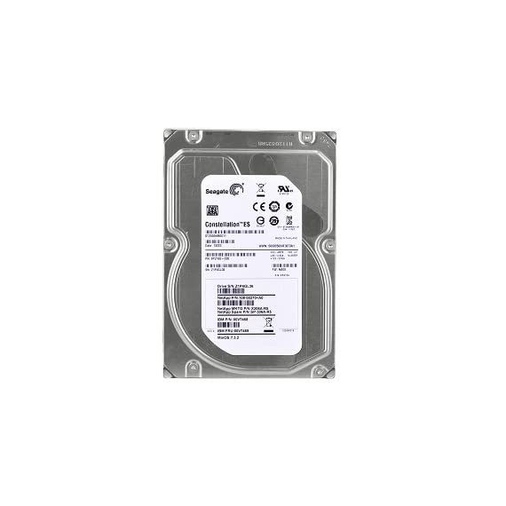 """Seagate Constellation ES ST2000NM0011 2TB 7200 RPM 64MB Cache SATA 6.0Gb/s 3.5"""" Enterprise Hard Drive - w/3 Year Warranty (Cut Label) 1 Fifth-generation, enterprise, nearline drive designed for 24×7 operation Up to 2TB of capacity for data-hungry enterprise business applications Best-in-class enhanced rotational vibration tolerance ensures unrivalled performance in high-density applications for continuous data access."""