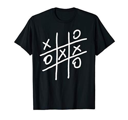 Board Game Costume Tee Tic Tac Toe Shirt T-Shirt]()