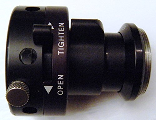 New 35mm Flat Field Coupler w/LQR C-Mount for Endoscope Borescope NIB Adjustable (C-mount Coupler)