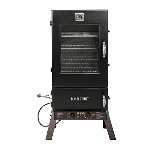 Masterbuilt Mfg MB20050614 Propane Smoker, 44-in. - Quantity 1