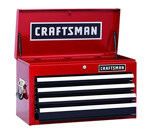 Craftsman 4 Drawer Chest with Large Top - 5 Craftsman Drawer Chest Tool