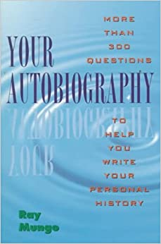 Autobiography help...?