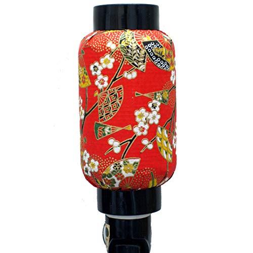 Decorative Night Light Plug in, 7W, 110v Voltage~Bedroom Décor~Perfect for Nursery~Hallway~Bathroom~Kids Room~Entryway~Nice Oriental Prints~Vintage Style~Useful Housewarming Gift (Fans)