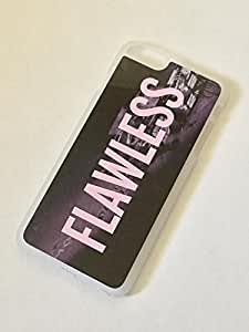 FLAWLESS Phone Case for the iPhone 6 Plus CLEAR Matte Plastic
