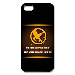 SuperShells - The Hunger Games High Quality Hard Plastic Durable Case for iphone 5/5s iphone 5/5s,