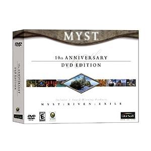 Myst 10th Anniversary DVD Edition - PC/Mac