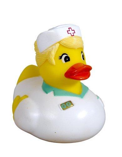 Rubber Duck - Bath Duck - - Nurse Duck