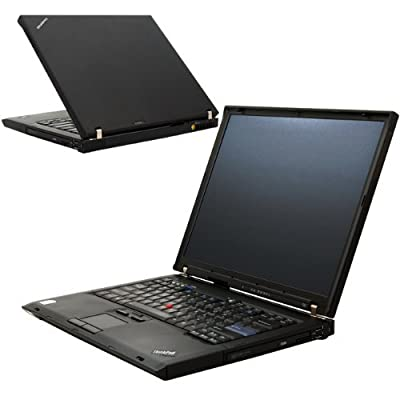 "IBM Thinkpad T61 14.1"" Laptop (Intel Core 2 Duo 2.2Ghz, 120GB Hard Drive, 1024Mb RAM, DVD/CDRW Drive, XP Profesional)"