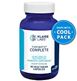 Klaire Labs Ther-Biotic Complete Probiotic - 25 Billion High CFU Blend, The Original Hypoallergenic Probiotic for Men & Women, Dairy-Free (60 Capsules)