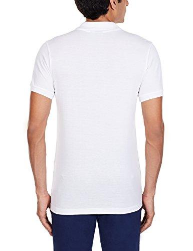 Poloshirt Polo Piqué blanco Blanco Hombre Adidas 5zBqw8CxC