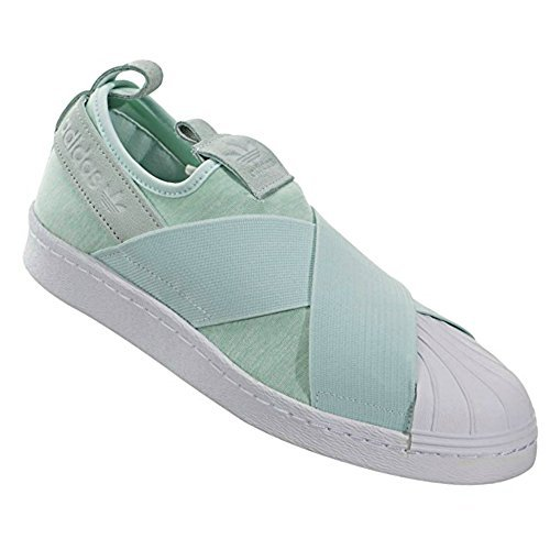adidas Originals Women's Superstar Slipon W Sneaker (10) Adidas Court Star