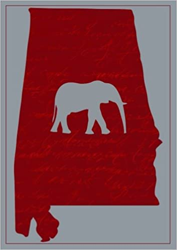 sweet home alabama academic planner motivational and