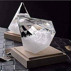 Crystal Diamond Shape Bottle Home Decor Ornament