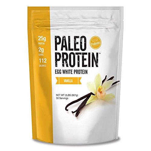 Paleo Protein Egg White (Vanil...