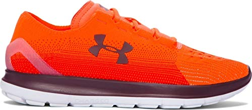 Under Armour Ua Seigneur Vitesse Forme Slingride Fanent 1288254-889 Sneaker D'orange