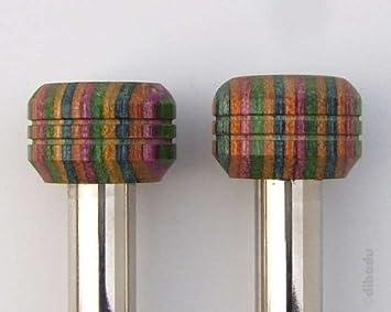 dimensioni KnitPro Symfonie Ferri da maglia tubolari, 150 cm x 3,75 mm