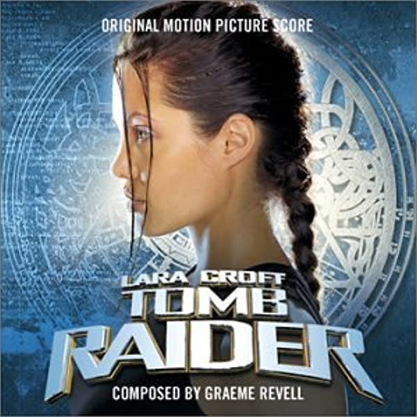 Graeme Revell Lara Croft Tomb Raider Amazon Com Music