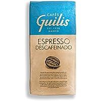 CAFES GUILIS Café en Grano Descafeinado Arábica Tueste