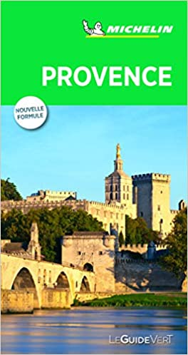 Amazon Fr Guide Vert Provence Michelin Michelin Livres