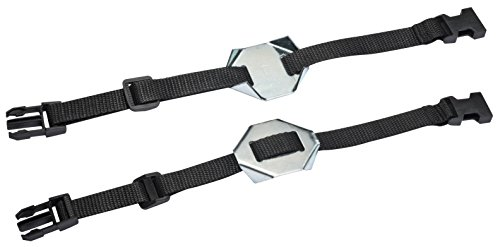 Celsius Sure Grip Fits All Shoe & Boot IC-1 Ice Cleats with Buckle On Straps