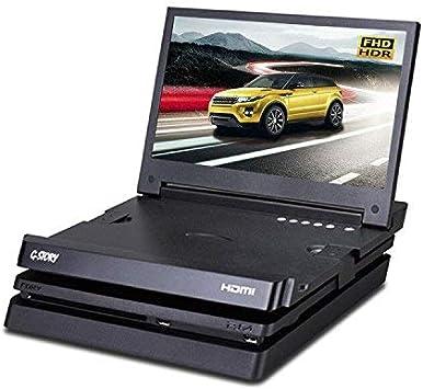 Monitor de juegos G-STORY de 11,6 pulgadas, HDR FHD 1080P, portátil con la tecnología Eye-Care (protección para los ojos) para PS4 Slim (no se incluye), con FreeSync, cable HDMI: Amazon.es: Electrónica