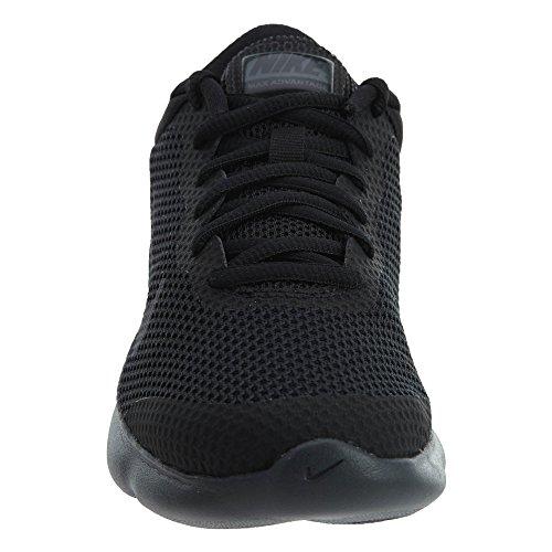 002 black Air Trail Nike Advantage Max Femme Noir anthracite Wmns De Chaussures UnnfPcW