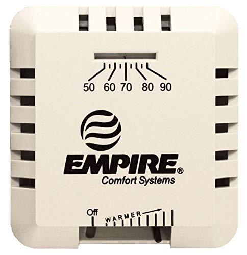 Wall-Mount Thermostat, 750mV (Empire Millivolt Thermostat)