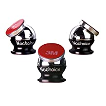 Nochoice® Magnetic Car Mount for Cell Phones (3 Magnet + 3 Ball)