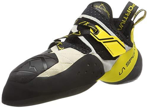 La Sportiva Solution White/Yellow Talla: 43