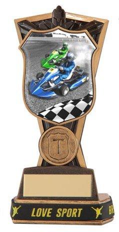 Resina Kart Titans trofeos, 6 pulgadas: Amazon.es: Hogar
