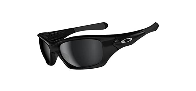 2ce5ea5a9fd Image Unavailable. Image not available for. Colour  Oakley Rectangular  Sunglasses (Black) (OO9161-06)